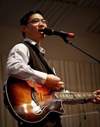 Pastor Kenny Tsai