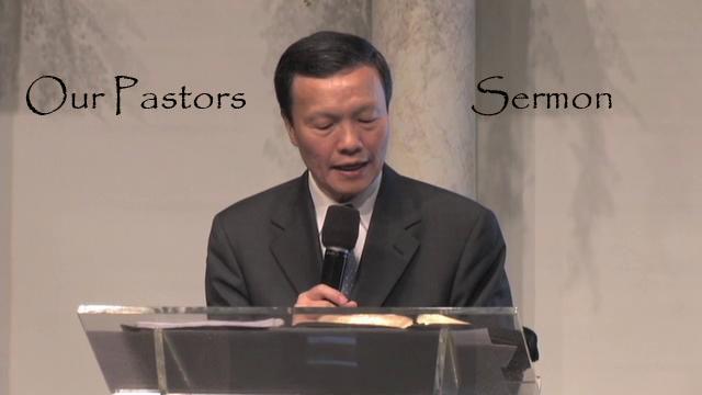Our Pastors Sermons